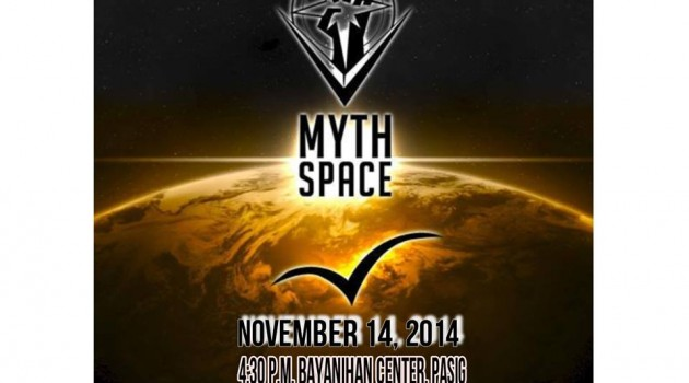 Mythspace Vol. 1