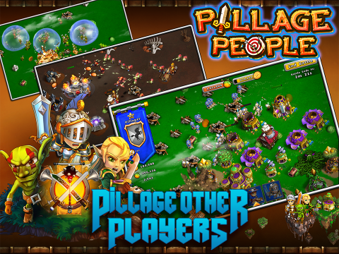 Pillage People ios