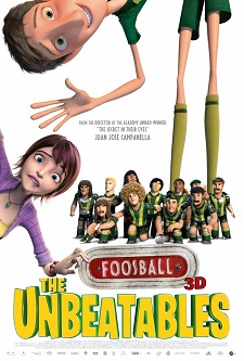 Official Movie poster of Foosball: The Unbeatables