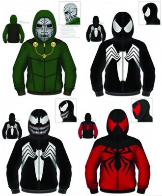 Captain America Deadpool hoodies marvel apparel Marvel Comics marvel