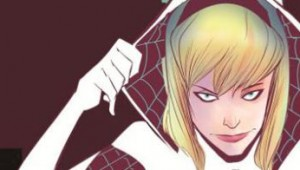 Edge of Spider-Verse Cover Issue # 2 featuring Spider-Gwen