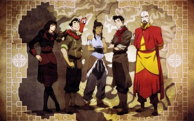 The_Legend_of_Korra_Wallpaper