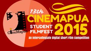 CINEMAPUA 2015 Official Logo