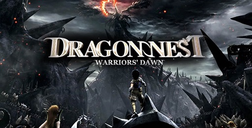 Dragon Nest: Warriors' Dawn official movie banner