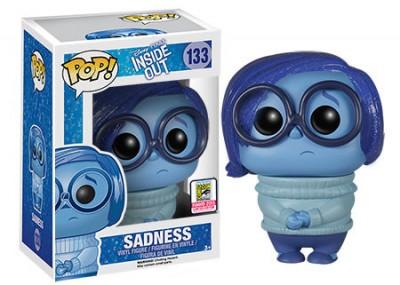 Pop! Disney/Pixar: Inside Out - Sparkle Hair Sadness