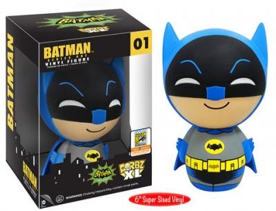 """Dorbz XL: Batman - 6"""" Batman"""