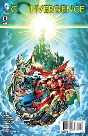 Convergence 8 Cover