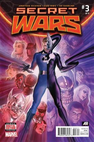 Secret Wars 3