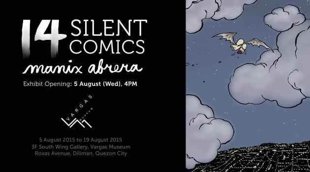 14 Silent Comics Exhibit