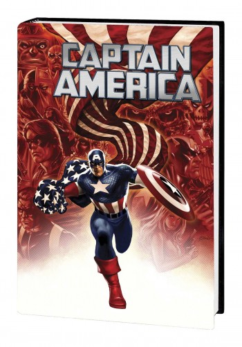 Captain America Return of the Winter Soldier Omnibus