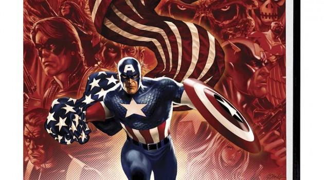 Captain America Return of the Winter Soldier Omnibus