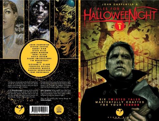 John Carpenters Tales for a HalloweeNight