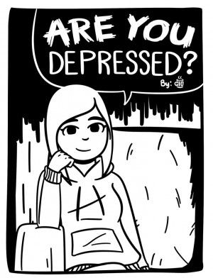 Are You Depressed? Cover