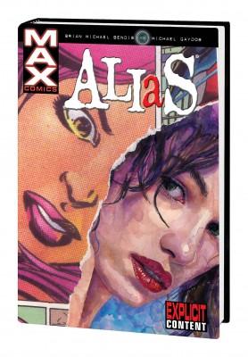 Alias Omnibus cover