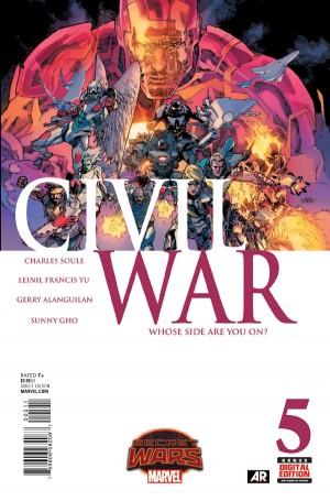 Civil War 5 2015