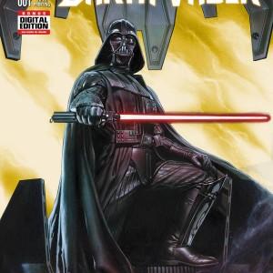 Darth Vader #1 Adi Granov 5TH Printing Variant