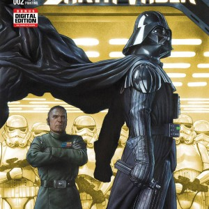 Darth Vader #2 Adi Granov 5TH Printing Variant