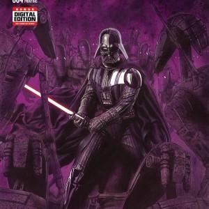 Darth Vader #4 Adi Granov 4TH Printing Variant