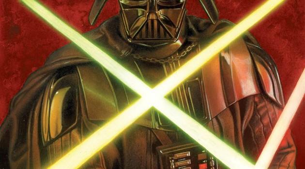 Darth Vader #5 Adi Granov 2ND Printing Variant