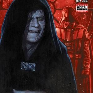 Darth Vader #6 Adi Granov 2ND Printing Variant