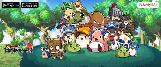 Pocket-MapleStory-mobile-game