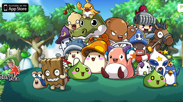 Pocket-MapleStory-mobile-game