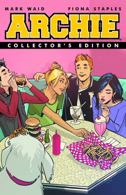 Archie Collectors Edition cover