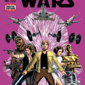 Star Wars #1 John Cassaday 7TH Printing Variant