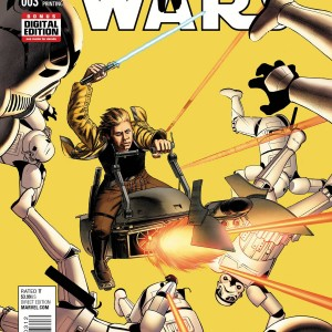 Star Wars #3 John Cassaday 4TH Printing Variant