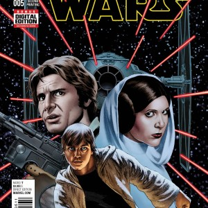 Star Wars #5 John Cassaday 2ND Printing Variant