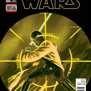 Star Wars #6 John Cassaday 3RD Printing Variant