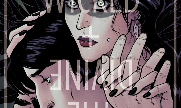 THE WICKED + THE DIVINE #16  Leila del Duca var