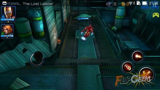 Asus-Zenfone2-Laser5-Marvel-Future-Fight-Iron-Man