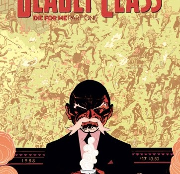Deadly Class new arc
