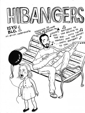 Hibangers 1 cover