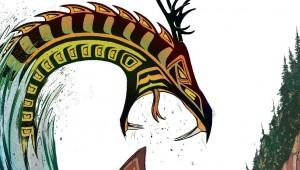Jim Henson's The Storyteller: Dragons #1 10 Years Cover by Kyla Vanderklugt