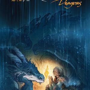 Jim Henson's The Storyteller: Dragons #1 Jackpot Cover by Cory Godbey