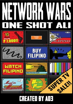 Network Wars cover
