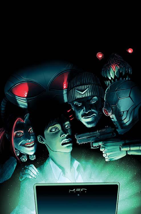 New Suicide Squad #15