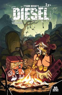 Tyseon Hesse Diesel 03 cover