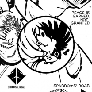 Sparrows' Roar Cover