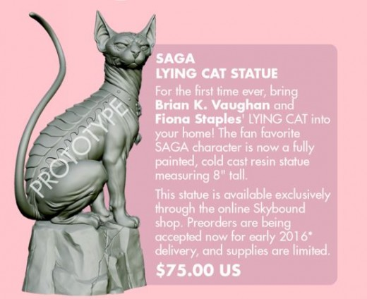 lying_cat_statue
