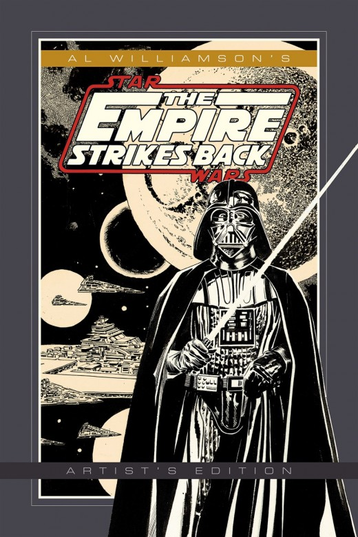 Al Williamson Star Wars Artist Edition