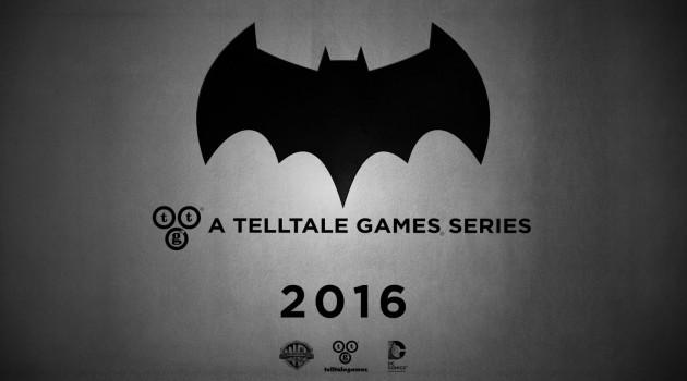 BATMAN Telltale Teaser