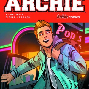 ARCHIE #1 FCBD 2016 EDITIONARCHIE COMICS (W) Mark Waid (A/CA) Fiona StaplesComic superstars Mark Waid and Fiona Staples reimagine an icon in this special FCBD reprint of the best-selling first issue of Archie! Change has come to Riverdale in the can't-miss kick-off to Archie's new ongoing series! As the new school year approaches, you'd think Archie Andrews would be looking forward to classes and fun — but nothing is as it seems in the little town of Riverdale. Is this a one-off, or a sign of bigger changes awaiting America's favorite teens... and the entire town? Find out in this exciting, remarkable and critically acclaimed first issue! 32pgs, FC