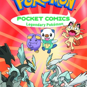 PERFECT SQUARE PRESENTS: POKÉMON POCKET COMICS FCBD 2016 EDITION VIZ MEDIA/PERFECT SQUARE (W/A/CA) Santa HarukazeTo the forest! To the sea! To Legendary Island! Join our Pokémon pals on a quest through Unova for the Legendary joke — while testing your Pokémon knowledge and laughing all the way!32pgs, B&W