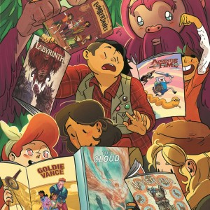 BOOM! STUDIOS SUMMER BLAST FCBD 2016 EDITIONBOOM! STUDIOS (W/A) Box Brown & Various (CA) Kat LeyhIn the BOOM! Studios 2016 Summer Blast, read all-new, original short stories of David Petersen's Mouse Guard and Jim Henson's Labyrinth. Plus, get sneak peeks of the upcoming new Adventure Time: Comics series, the Lumberjanes: Don't Axe, Don't Tale special, and this summer's highly anticipated original graphic novel from Archaia, The Cloud. As a bonus, we've included preview pages from Goldie Vance, our newest BOOM! Box debut. There's something in this Free Comic Book Day issue for everyone!48pgs, FC