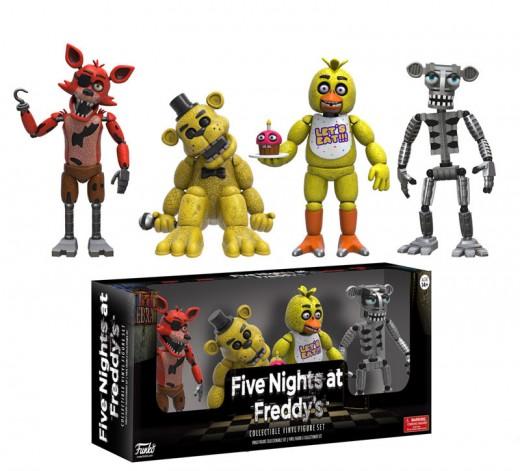 Five-Nights-at-Freddys-Vinyl