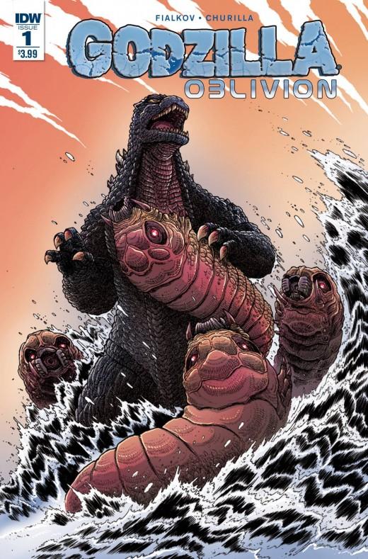 Godzilla Oblivion 01 cov