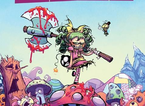 I Hate Fairyland 01 cover